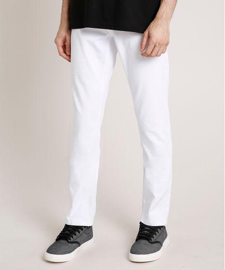 Calca-Masculina-Slim-Chino-em-Piquet-Branca-9769315-Branco_1