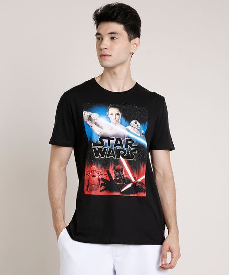 Camiseta-Masculina-Star-Wars-Manga-Curta-Gola-Careca-Preta-9719807-Preto_1
