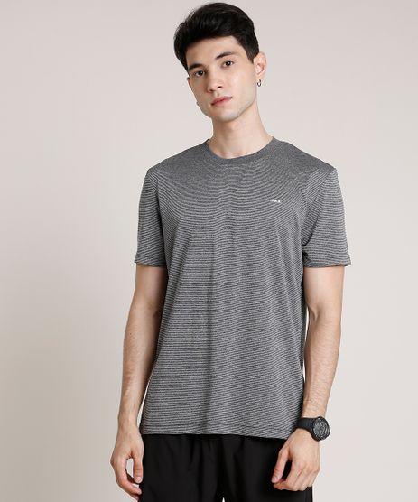 Camiseta-Masculina-Esportiva-Ace-Listrada-Manga-Curta-Gola-Careca-Cinza-Mescla-Escuro-9659411-Cinza_Mescla_Escuro_1
