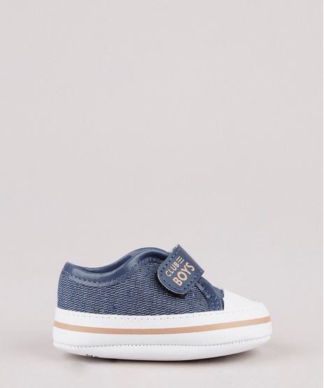 Tenis-Jeans-Infantil-Pimpolho-com-Velcro-Azul-Escuro-9857222-Azul_Escuro_1