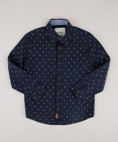 Camisa-Infantil-Estampada-de-Ancoras-Manga-Longa-Azul-Marinho-9671172-Azul_Marinho_1