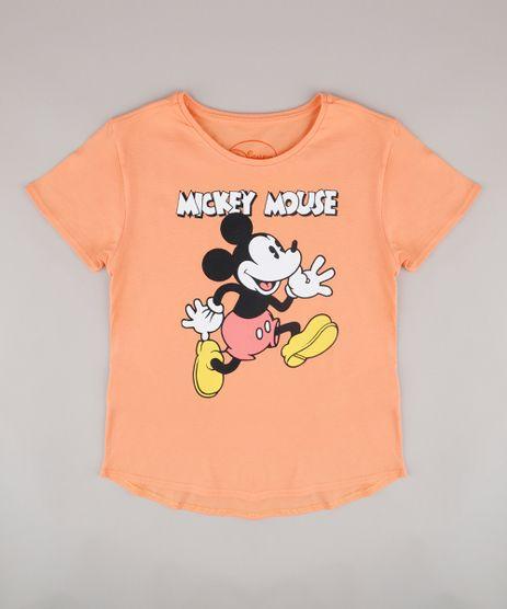 Blusa-Infantil-Mickey-Manga-Curta-Laranja-Claro-9741317-Laranja_Claro_1