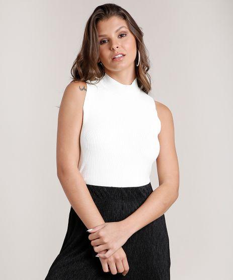 Regata-Feminina-em-Trico-Gola-Alta-Off-White-9802776-Off_White_1