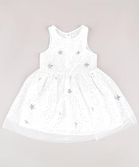 Vestido-Infantil-em-Tule-com-Paete-Sem-Manga-Off-White-9675660-Off_White_1
