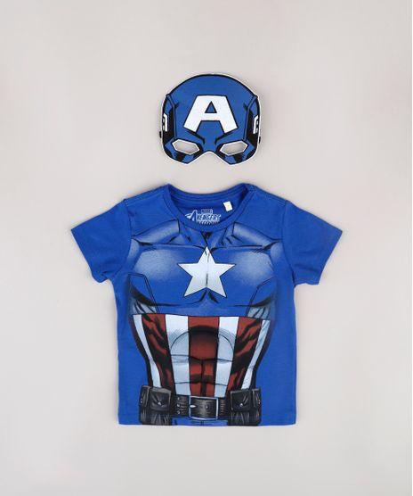 Camiseta-Infantil-Capitao-America---Mascara-Azul-9731333-Azul_1