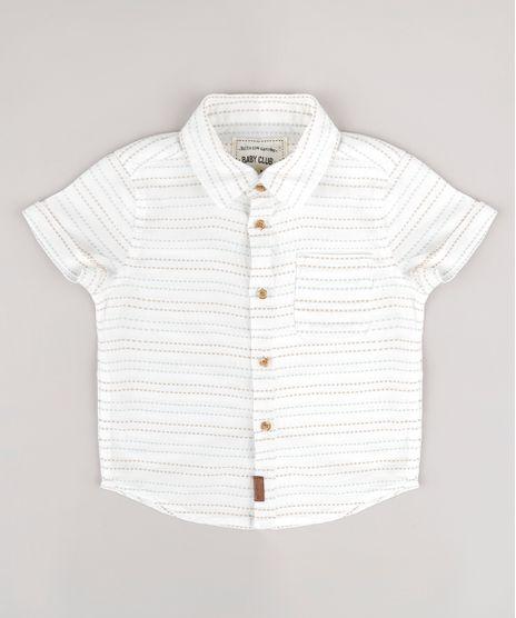 Camisa-Infantil-Listrada-com-Bolso-Manga-Curta-Off-White-9670879-Off_White_1