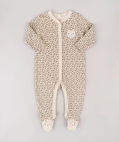 Macacao-Infantil--Leopardo--Estampado-Animal-Print-Manga-Longa-Bege-Claro-9677746-Bege_Claro_1
