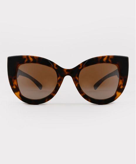 Oculos-de-Sol-Gatinho-Feminino-Triya-Tartaruga-9751845-Tartaruga_1