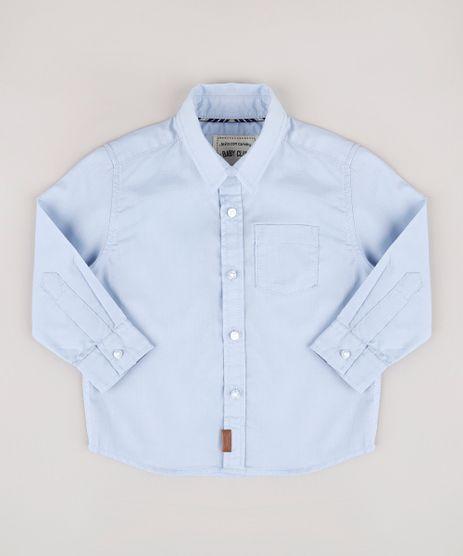 Camisa-Infantil-com-Bolso-Manga-Longa-Azul-Claro-9670869-Azul_Claro_1