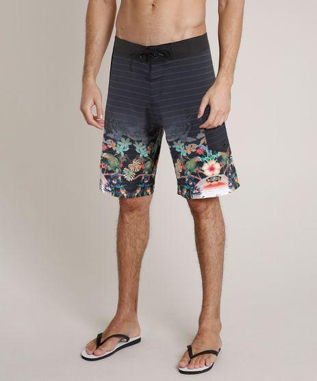 Bermuda-Surf-Masculina-Blueman-Melodia-Listrada--Preta-9752098-Preto_1