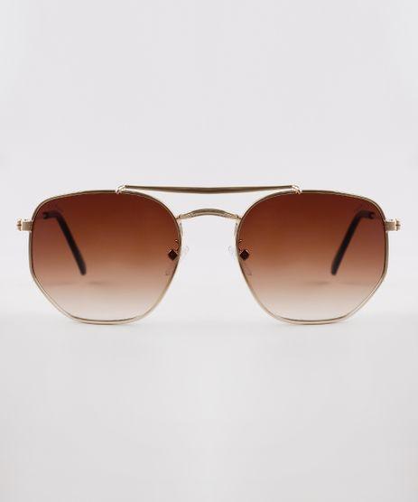 Oculos-de-Sol-Quadrado-Unissex-Ace-Dourado-9833465-Dourado_1