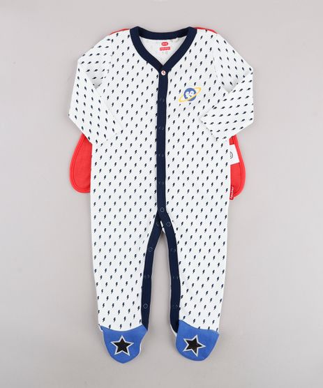 Macacao-Infantil-Fisher-Price-Astronauta-com-Capa-Removivel-Manga-Longa-Branco-9682822-Branco_1