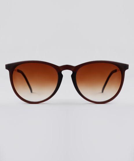 Oculos-de-Sol-Redondo-Feminino-Yessica-Marrom-9845927-Marrom_1