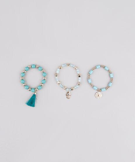 Kit-de-3-Pulseiras-Femininas-com-Pingentes-Azul-9650015-Azul_1