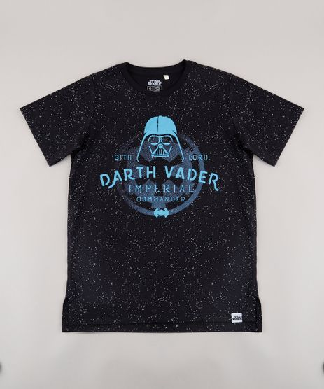 Camiseta-Infantil-Darth-Vader-Star-Wars-Estampada-Manga-Curta-Preta-9779587-Preto_1