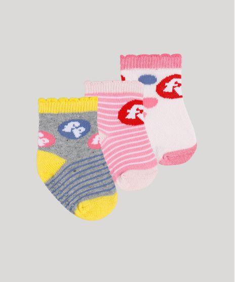 Kit-de-3-Meias-Infantis-Fisher-Price-Estampadas-Multicor-9788633-Multicor_1