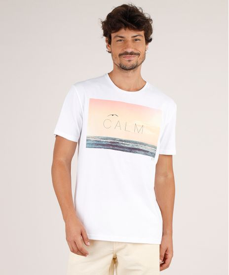 Camiseta-Masculina--Calm--Manga-Curta-Gola-Careca-Off-White-9738894-Off_White_1