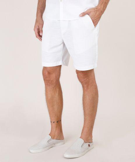 Bermuda-Masculina-Slim-Listrada-com-Cordao-Off-White-9762770-Off_White_1