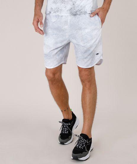 Bermuda-Masculina-Esportiva-Ace-Estampada-Marmorizada-com-Bolsos-Branca-9736167-Branco_1