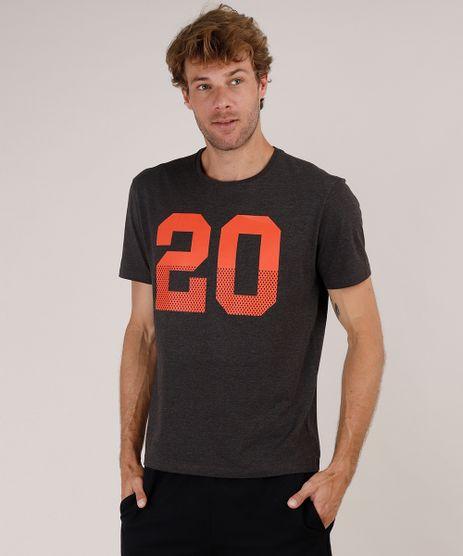 Camiseta-Masculina-Esportiva-Ace--20--Manga-Curta-Gola-Careca-Cinza-Mescla-Escuro-9716075-Cinza_Mescla_Escuro_1