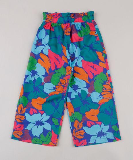 Calca-Infantil-Salinas-Pantacourt-Estampada-Floral-Azul-9780867-Azul_1