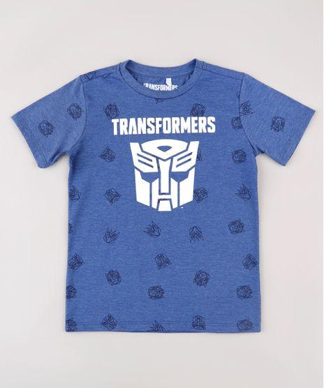Camiseta-Infantil-Transformers-Estampada-Manga-Curta-Azul-9818722-Azul_1