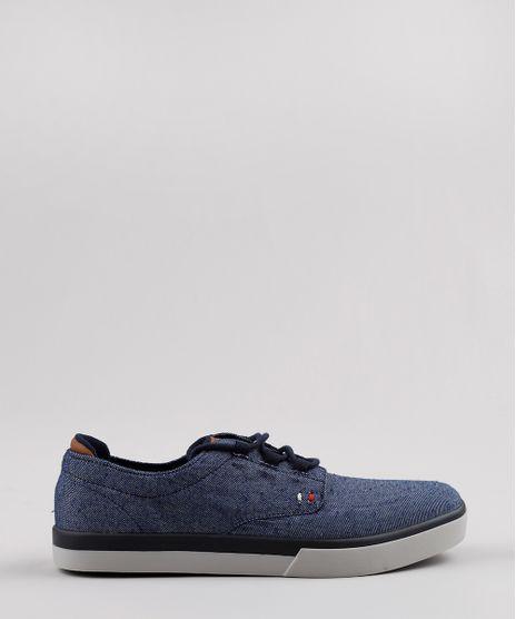 Sapatenis-Jeans-Masculino-Oneself-Azul-Escuro-9826727-Azul_Escuro_1