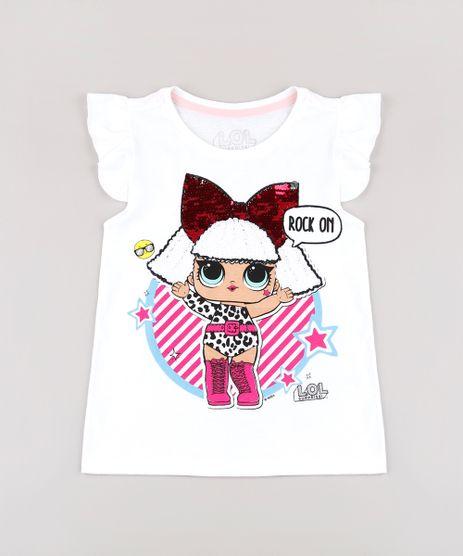 Blusa-Infantil-LOL-Surprise-com-Paete-Dupla-Face-Manga-Curta--Branca-9805844-Branco_1