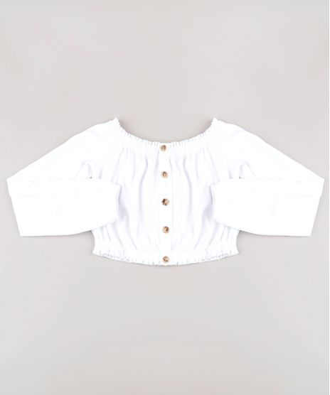 Blusa-Infantil-Cropped-Ombro-a-Ombro-Canelada-com-Botoes-Off-White-9805841-Off_White_1
