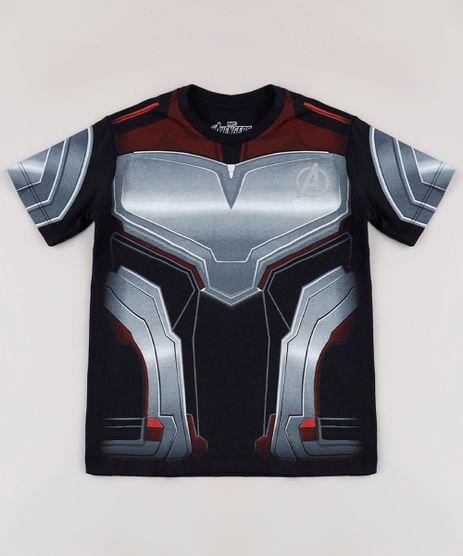 Camiseta-Infantil-Os-Vingadores-Estampada-Manga-Curta-Preta-9848353-Preto_1