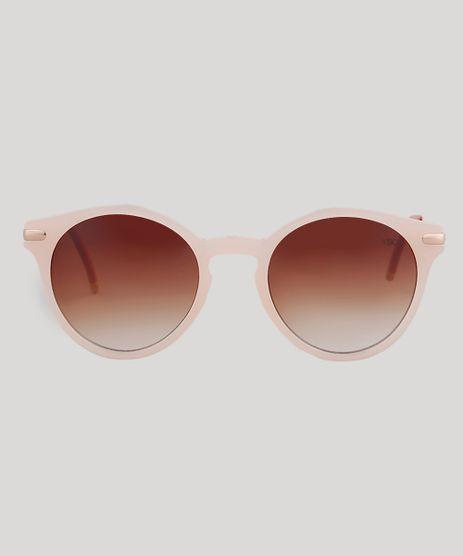 Oculos-de-Sol-Redondo-Feminino-Yessica-Rosa-Claro-9867631-Rosa_Claro_1