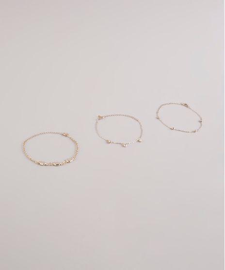 Kit-de-3-Pulseiras-Femininas-Folheadas-com-Pingentes-Dourado-9775318-Dourado_1