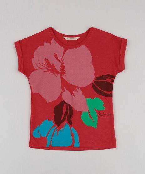 Blusa-Infantil-Salinas-Tal-Mae-Tal-Filha-Floral-Manga-Curta-Vermelho-9807171-Vermelho_1