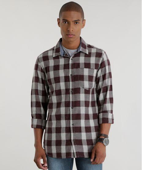 Camisa-Xadrez-Vinho-8500991-Vinho_1