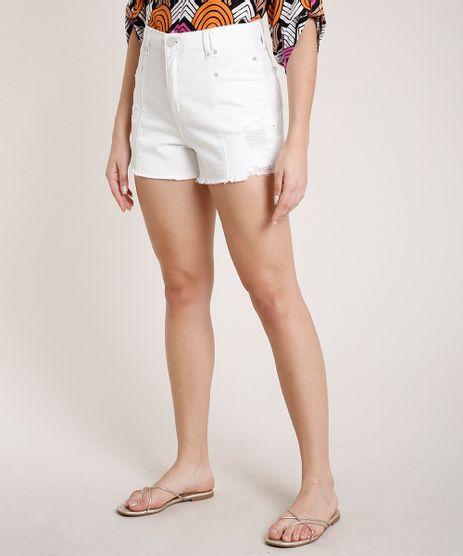 Short-de-Sarja-Feminino-Triya-Cintura-Super-Alta-com-Rasgos-Off-White-9810537-Off_White_1