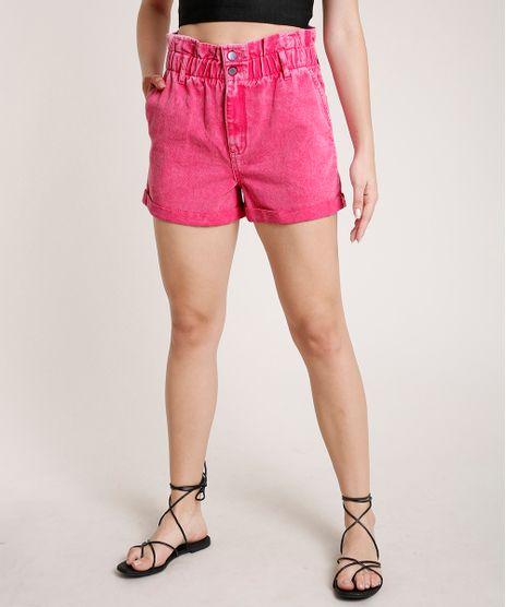 Short-de-Sarja-Feminino-Triya-Clochard-Cintura-Super-Alta-Pink-9810528-Pink_1