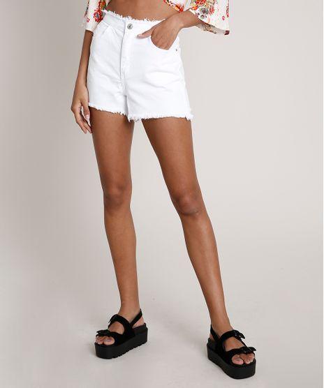 Short-de-Sarja-Feminino-com-Barra-Desfiada-Off-White-9834748-Off_White_1