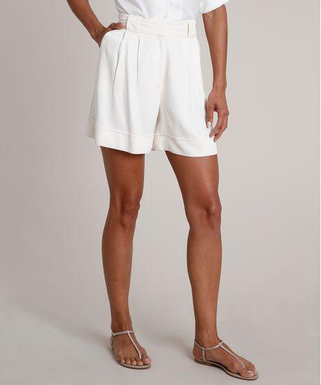 Bermuda-Feminina-Alfaiatada-com-Bolsos-Off-White-9685467-Off_White_1