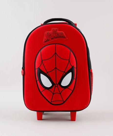Mochila-Escolar-Infantil-com-Rodinhas-Homem-Aranha-Vermelha-9593440-Vermelho_1