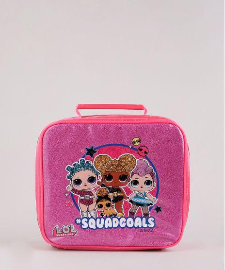 Lancheira-Termica-Escolar-Infantil-LOL-Surprise-com-Brilho-Pink-9594130-Pink_1