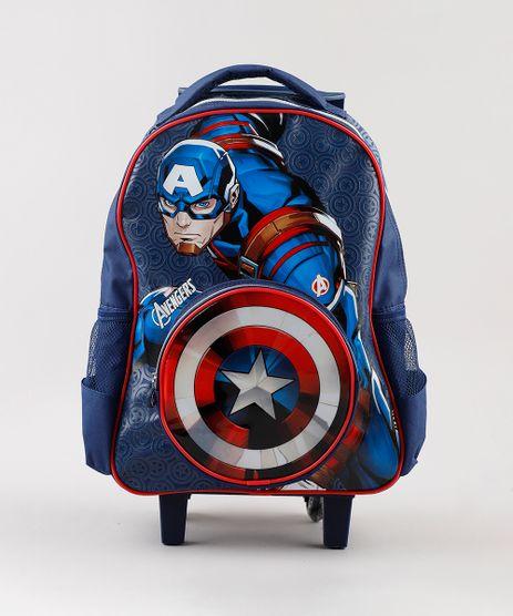 Mochila-Escolar-Infantil-com-Rodinhas-Capitao-America-Azul-Escuro-9593408-Azul_Escuro_1