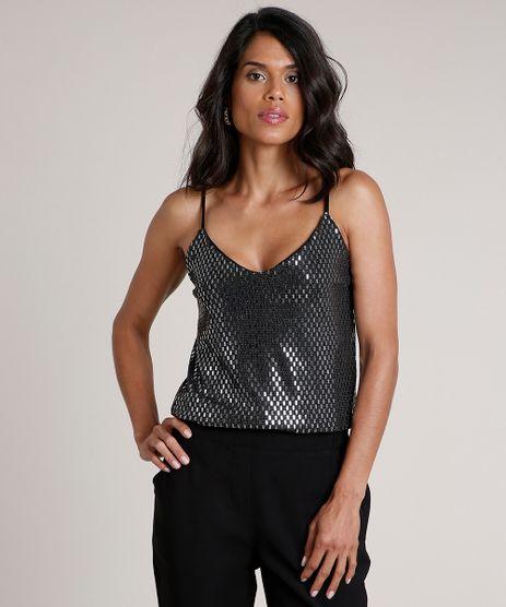 Body-Feminino-Bluse-com-Brilho-Alca-Fina-Decote-V-Preto-9771930-Preto_1