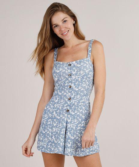 Macaquinho-Feminino-Estampado-Floral-Alca-Media-Azul-9776168-Azul_1