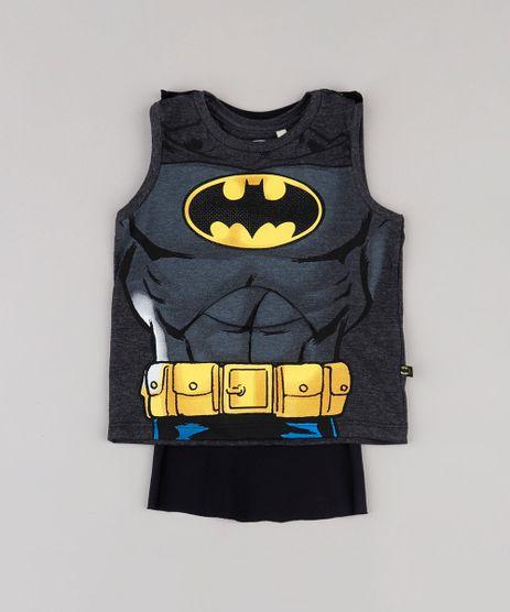 Regata-Infantil-Batman-com-Capa-Removivel-Cinza-Mescla-Escuro-9848351-Cinza_Mescla_Escuro_1