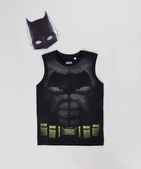 Regata-Infantil-Batman---Mascara-Preta-9848815-Preto_1