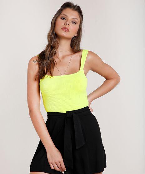 Regata-Feminina-Cropped-Canelada-Alca-Larga-Amarelo-Neon-9429423-Amarelo_Neon_1