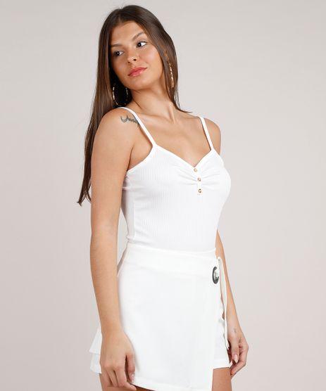 Regata-Feminina-Cropped-Canelada-com-Botoes-Alca-Fina-Decote-V-Off-White-9774320-Off_White_1