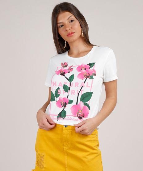 Blusa-Feminina-Floral--Natural-Spirit--Manga-Curta-Decote-Redondo-Off-White-9733116-Off_White_1