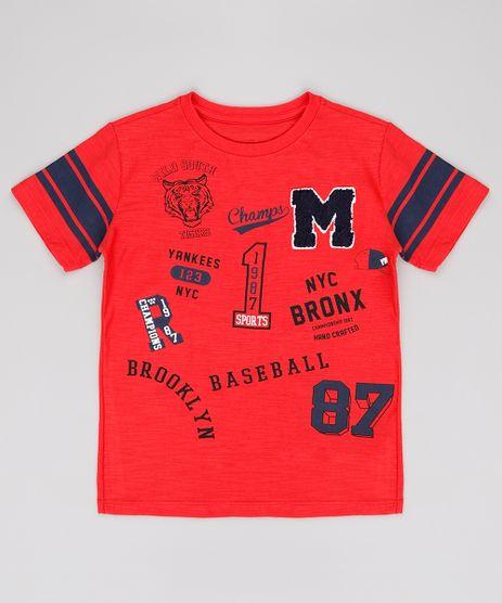 Camiseta-Infantil-Baseball-Manga-Curta-Vermelha-9754747-Vermelho_1