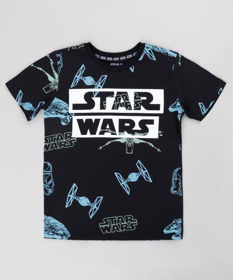 Camiseta-Infantil-Star-Wars-Estampada-Manga-Curta-Preta-9758311-Preto_1